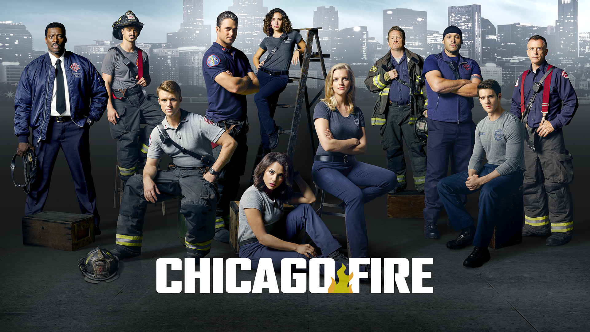 Chicago Fire Bs