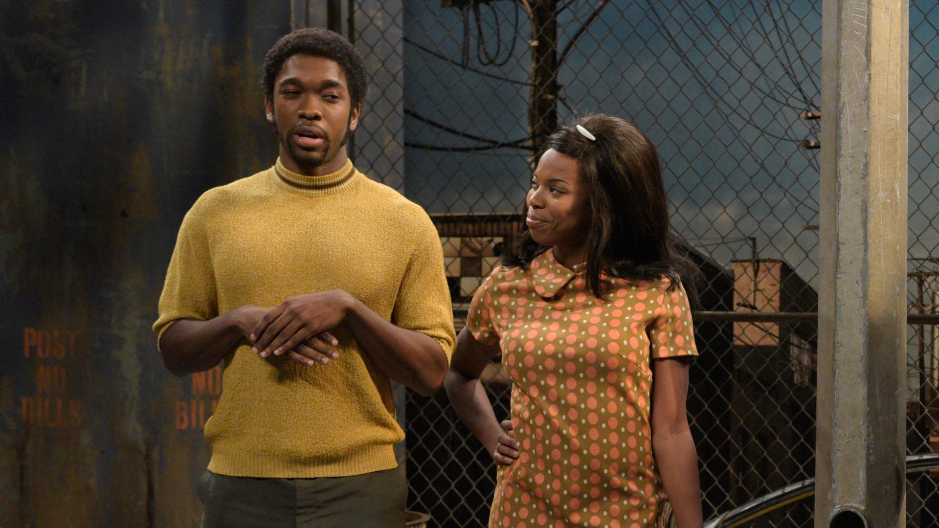 Watch Saturday Night Live Highlight Young Ben Carson NBC
