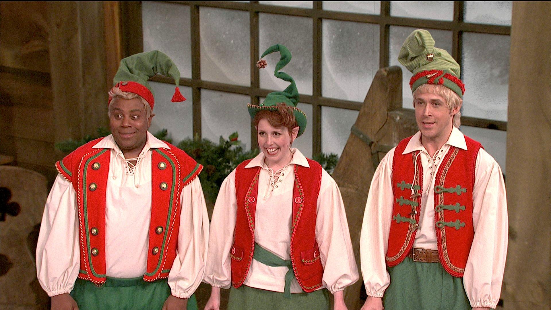 Watch Santa & The Elves From Saturday Night Live - NBC.com