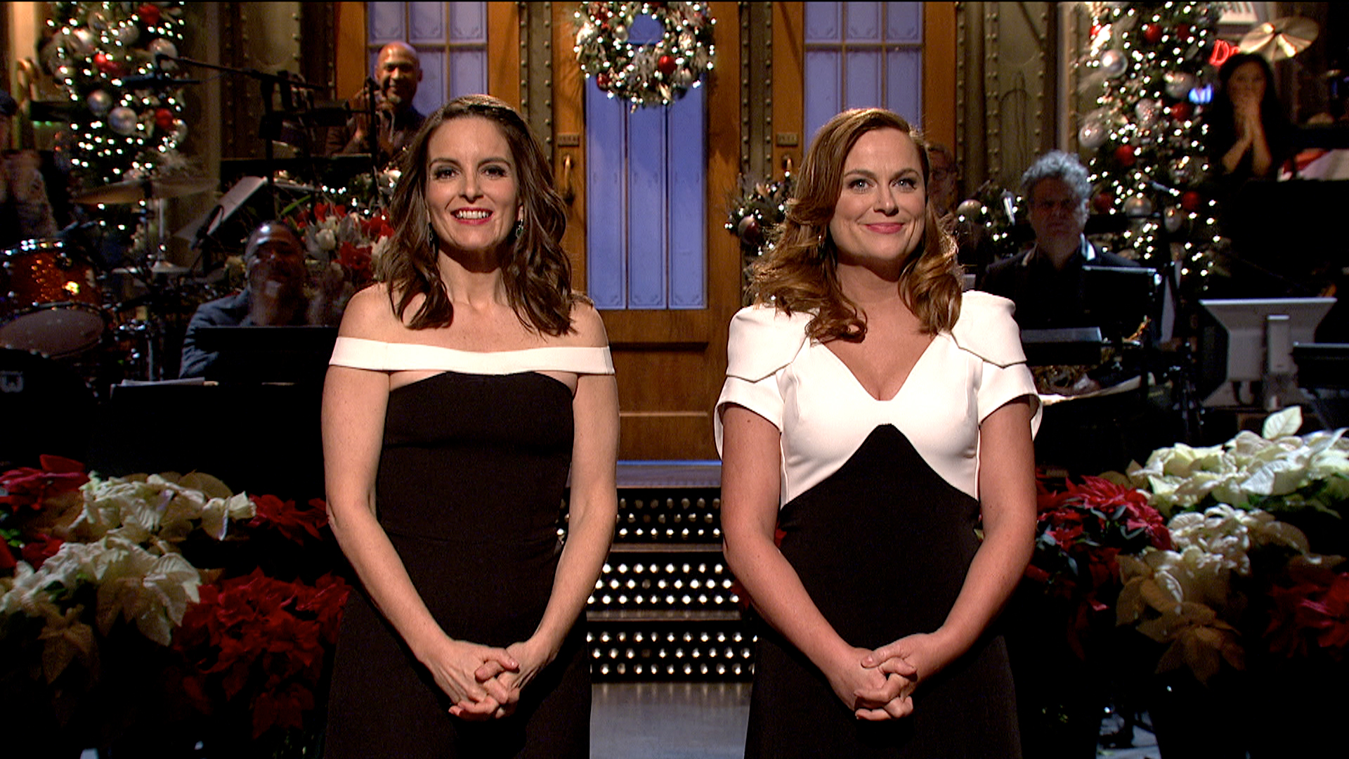 saturday night live tina fey and amy poehler meet second wife