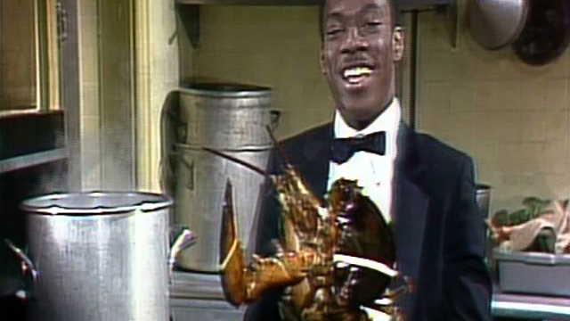 larry the lobster snl video