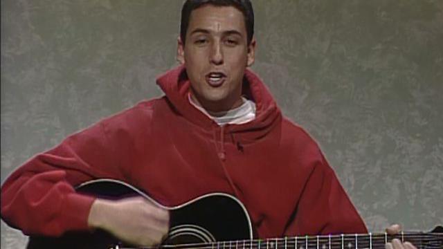 Watch Saturday Night Live Highlight: Weekend Update: Adam Sandler ...