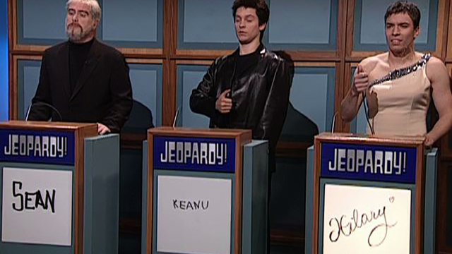 'Jeopardy' Contestant Baits Alex Trebek Into Saying Turd ...