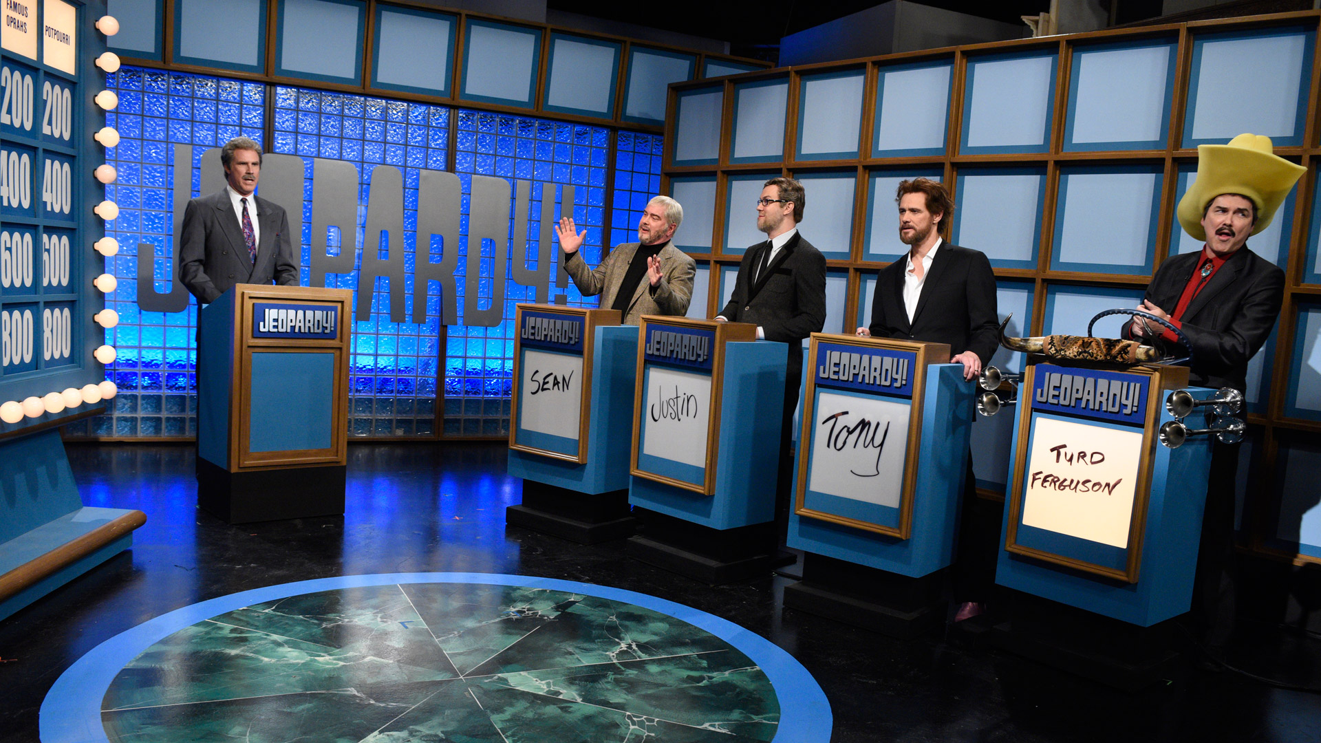 CELEBRITY JEOPARDY! (SATURDAY NIGHT LIVE) - WikiVidi ...