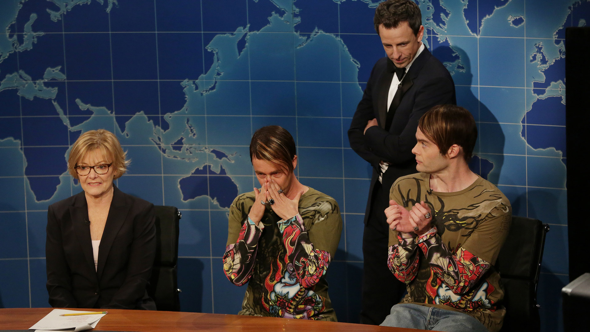 ... SNL40: Weekend Update – Stefon From Saturday Night Live - NBC.com