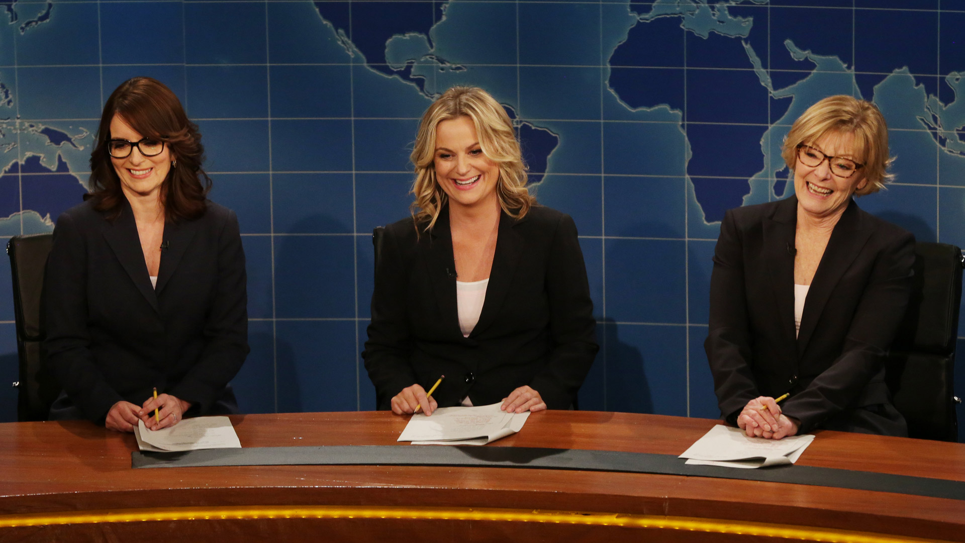 Watch SNL40: Weekend Update with Tina Fey, Amy Poehler and Jane ...