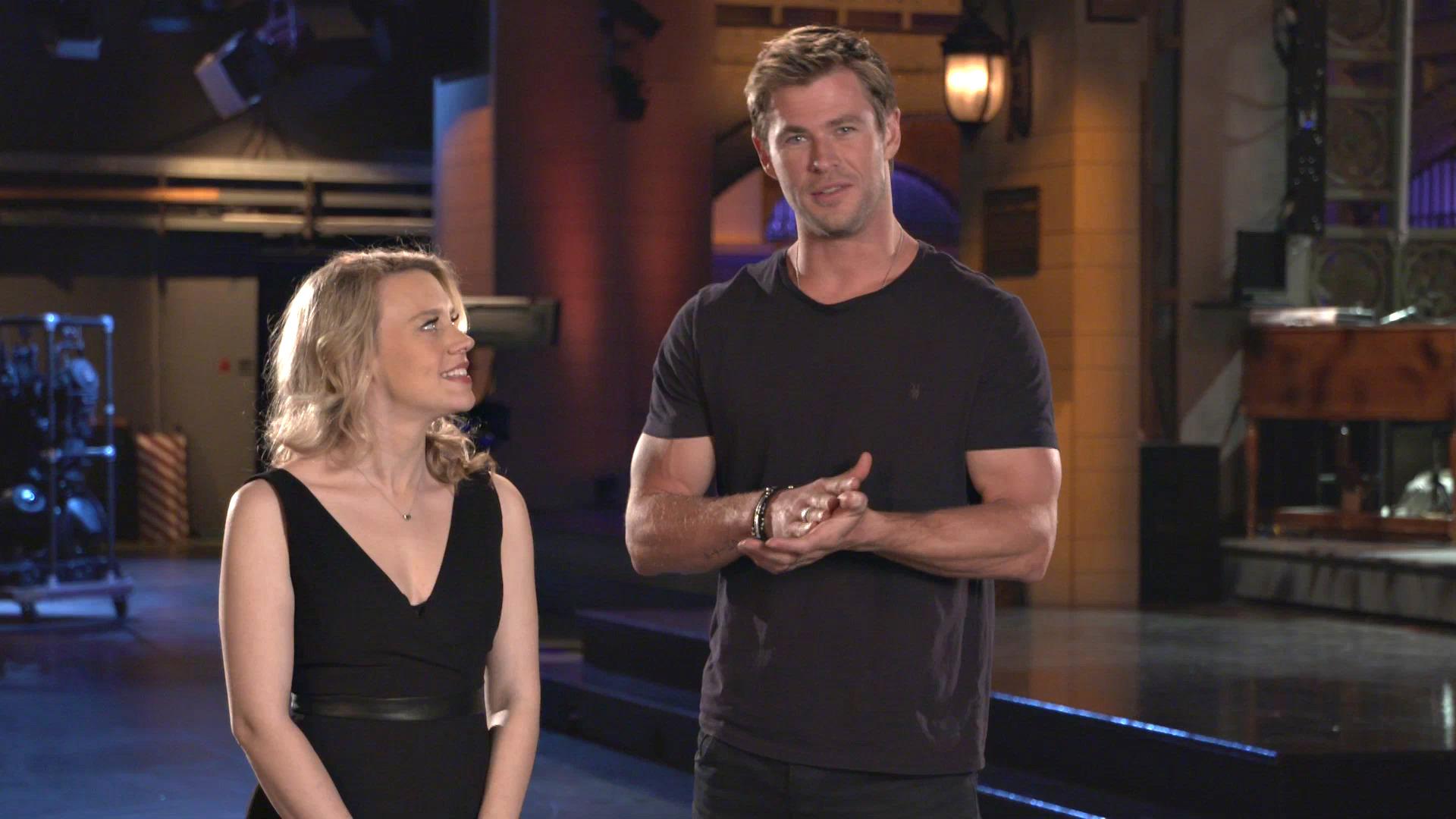 Watch Kate McKinnon and SNL Host Chris Hemsworth Attempt a ...
