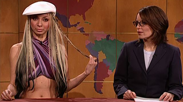 Does anyone know the name of the skit from SNL that has ...
