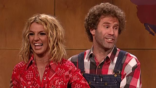 Watch weekend update will ferrell and britney spears on giving up show business from saturday - Will ferrell one man show ...
