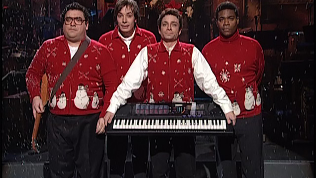 Watch saturday night live highlight holiday treat for all nbc m4hsunfo