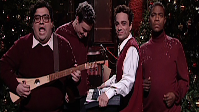 Watch A Song from SNL: I Wish It Was Christmas Today From Saturday ...