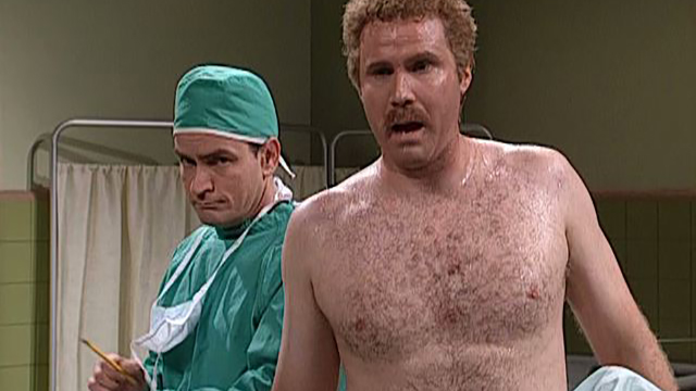 Watch ted brogan is born from saturday night live - Will ferrell one man show ...