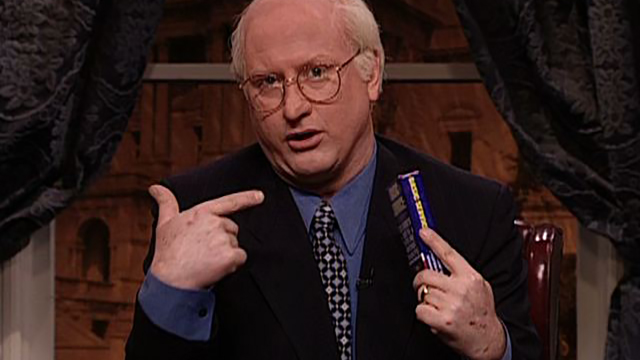 Sorry, dick cheney saturday night live