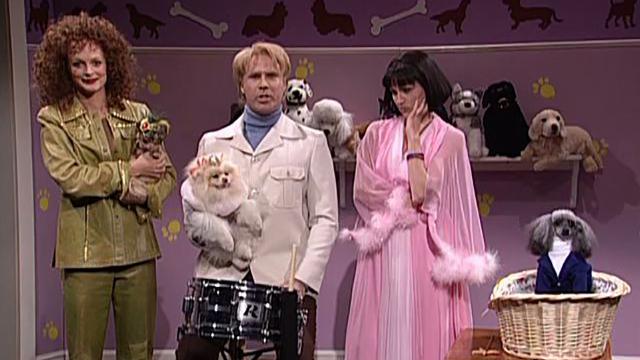 Watch Dog Show  Lady Hamilton From Saturday Night Live