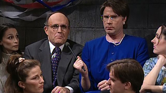 Watch Janet Reno's Dance Party with Rudy Giuliani From ... Adam Sandler Attorney
