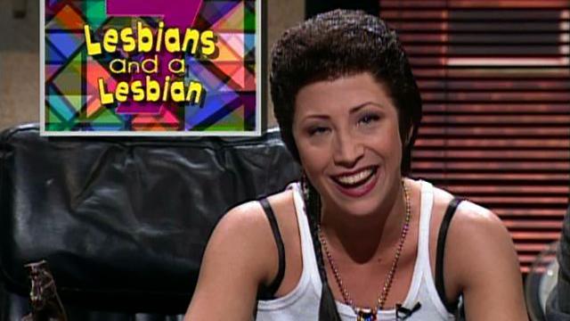 Saturday Night Live Lesbian 80
