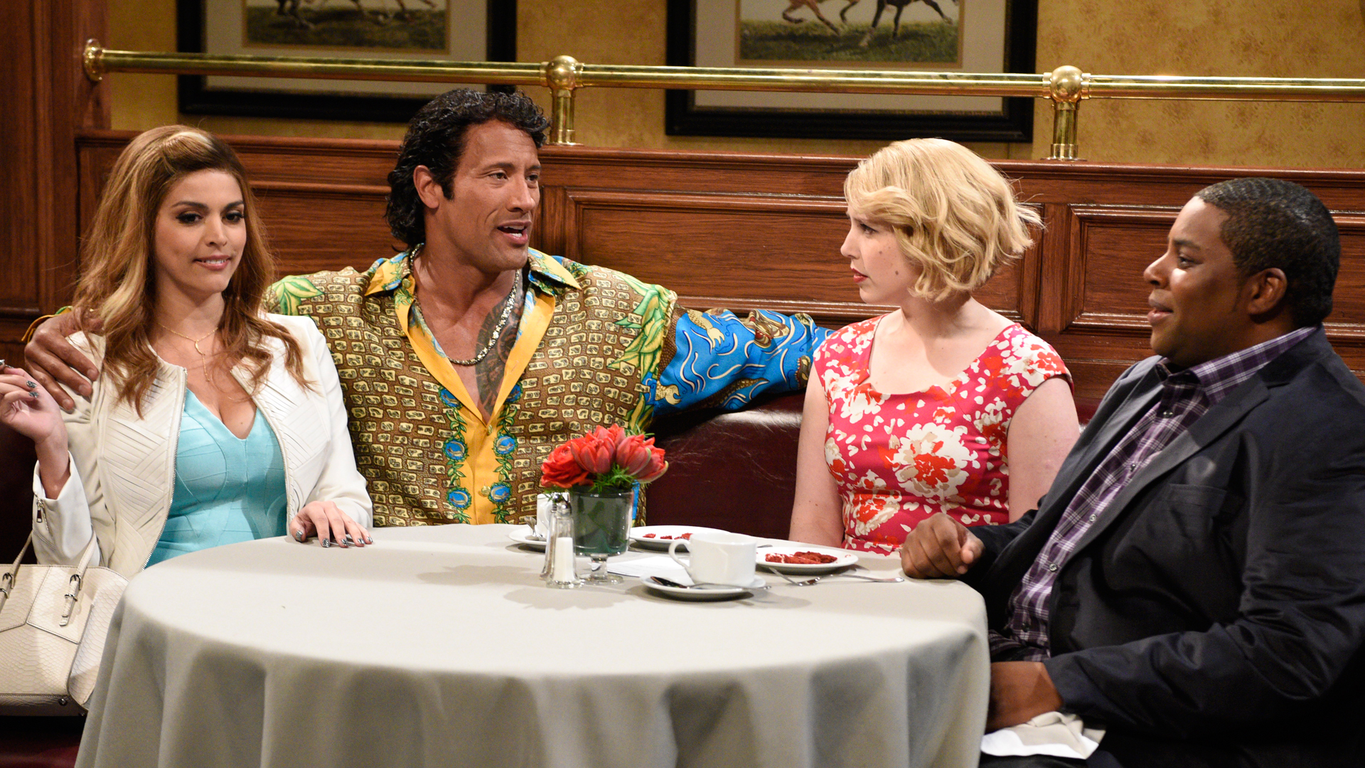 watch dinner date from saturday night live