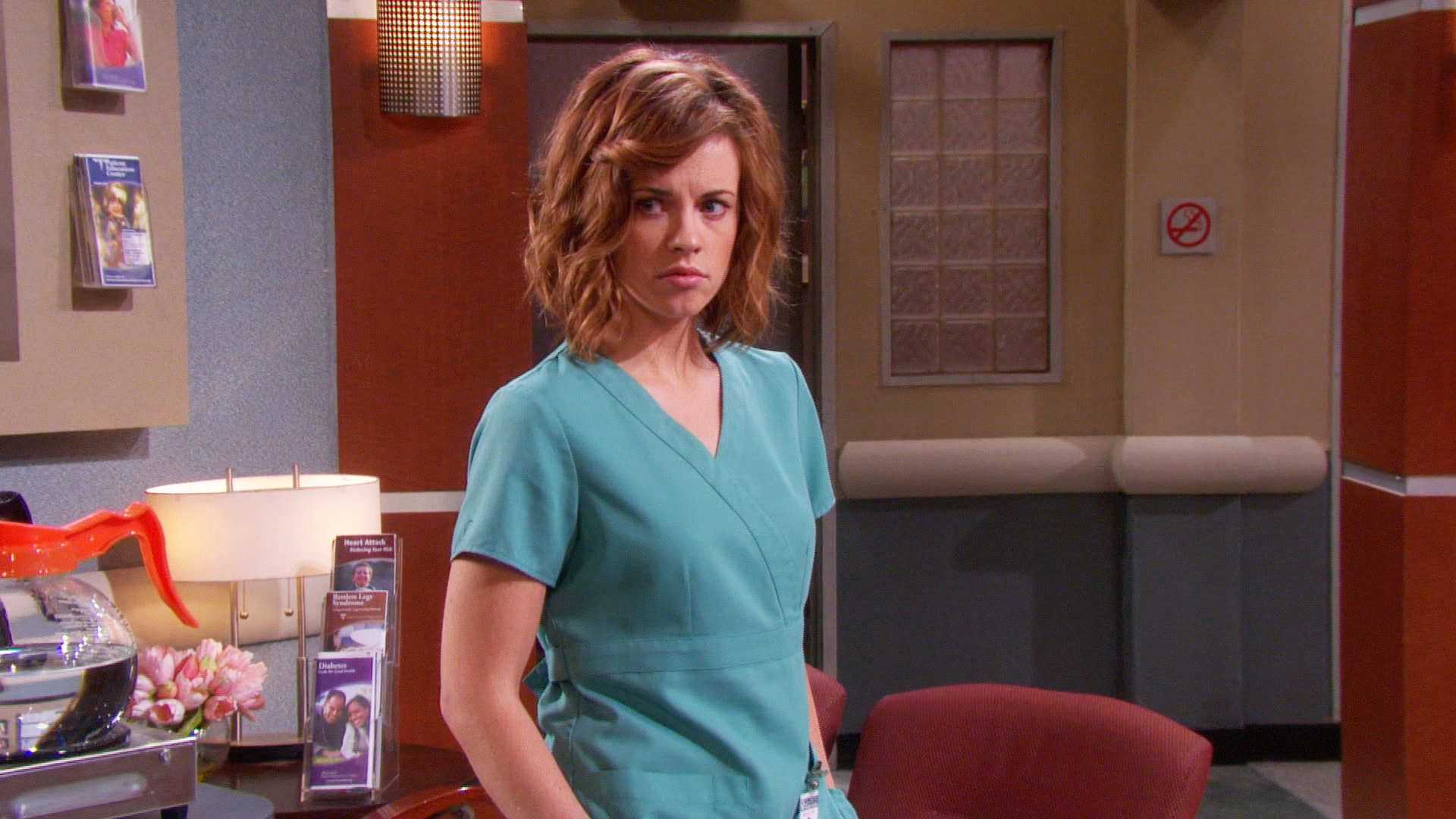 Melanie on days of our lives melanie and daniel days of our lives for Where the rooms are a collection of our lives