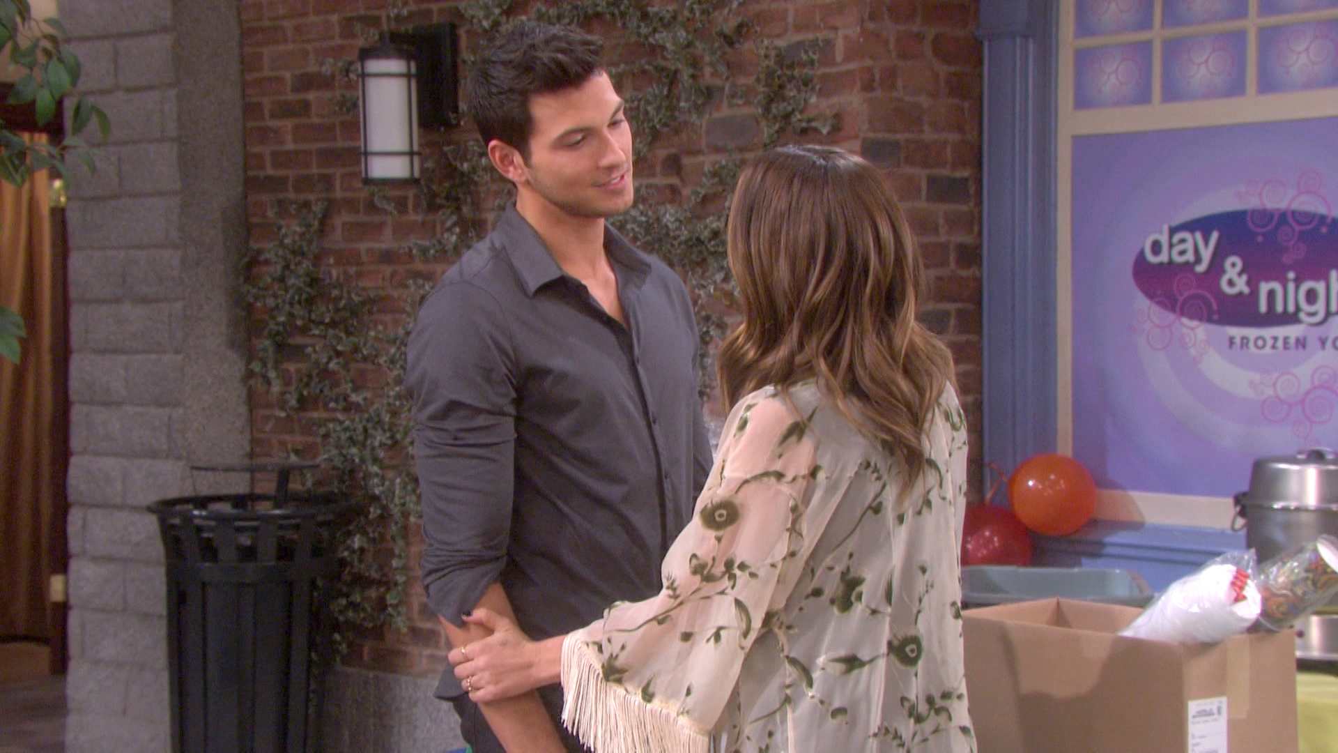 days of our lives will and sonny first meet