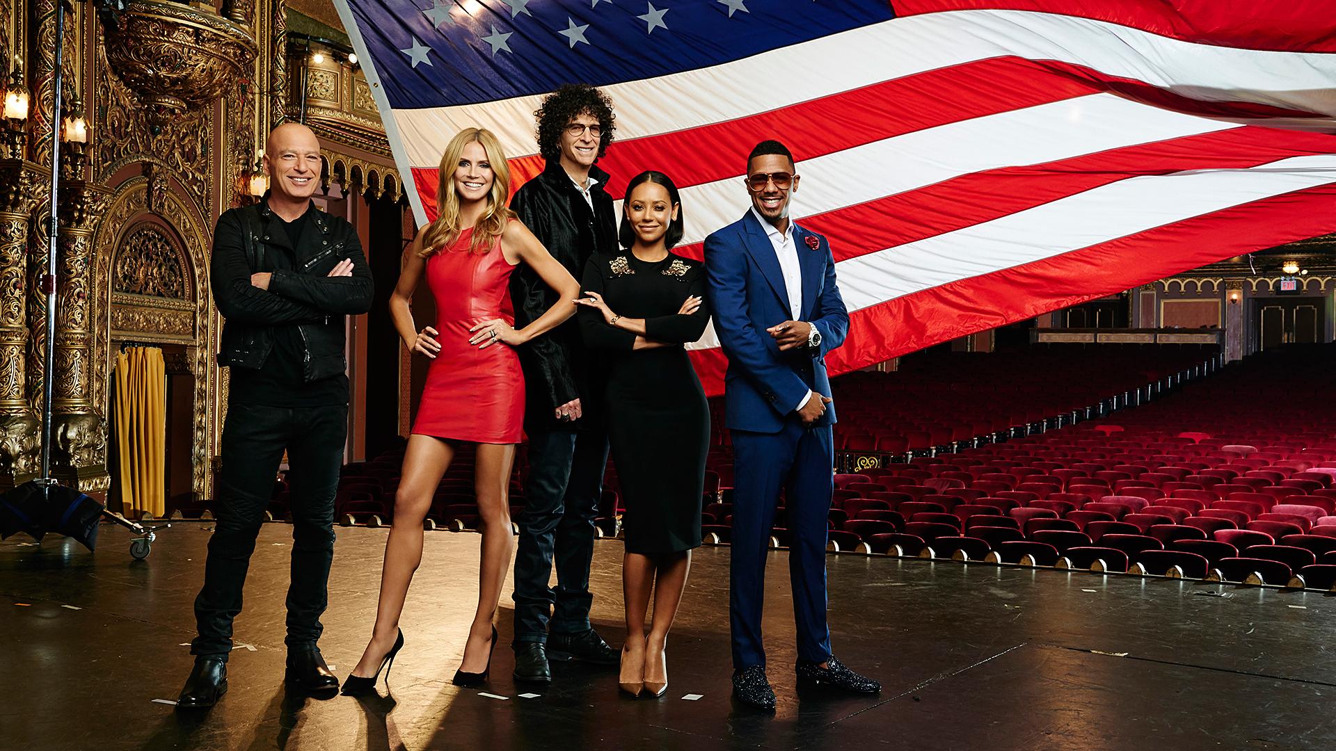Americas Got Talent: Top 12 Performances Photo: 1873536