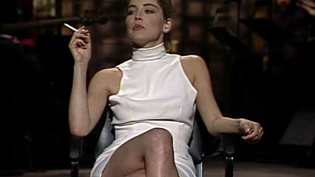 Sharon stone snl april 11 1992 10