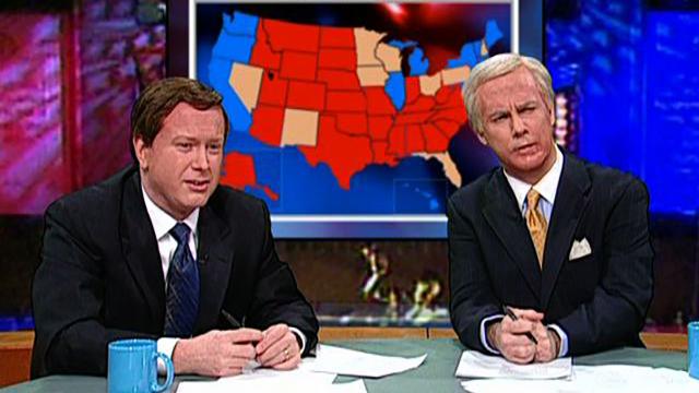 Watch Saay Night Live Election Map Colors Highlight Nbc Com