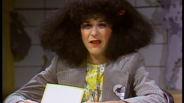 Watch Weekend Update Roseanne Roseannadanna On Smoking From Saturday Night Live Nbc Com