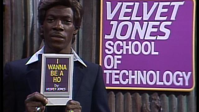 Watch Velvet Jones: I Wanna Be a Ho From Saturday Night ...