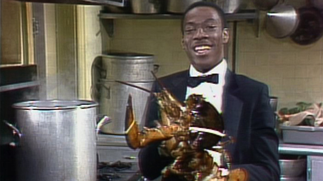 Watch Weekend Update: Eddie Murphy on Larry the Lobster's Fate From Saturday Night Live - NBC.com