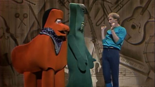 Watch Gumby: Gumby and Pokey Reunite From Saturday Night ... Gumby And Pokey