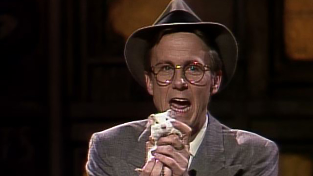 Watch Monologue: Harry Anderson and His Pet Guinea Pig ...