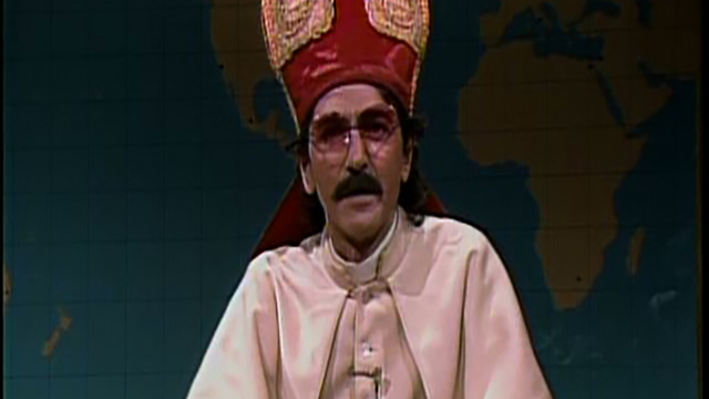 Don Novello a.k.a. Father Guido Sarducci SNL fame ...