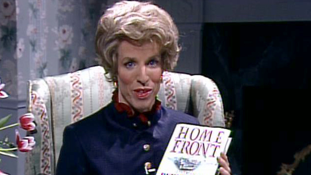 Watch Nancy Reagan's Bad Seed From Saturday Night Live ...