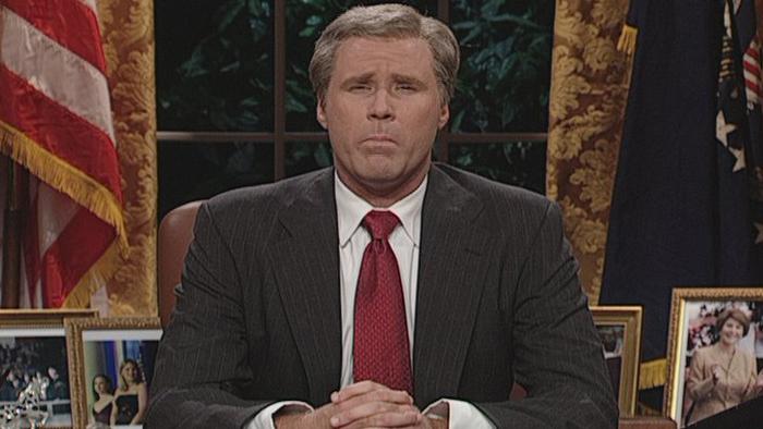 Watch Presidential Address Bush S Message To Bin Laden