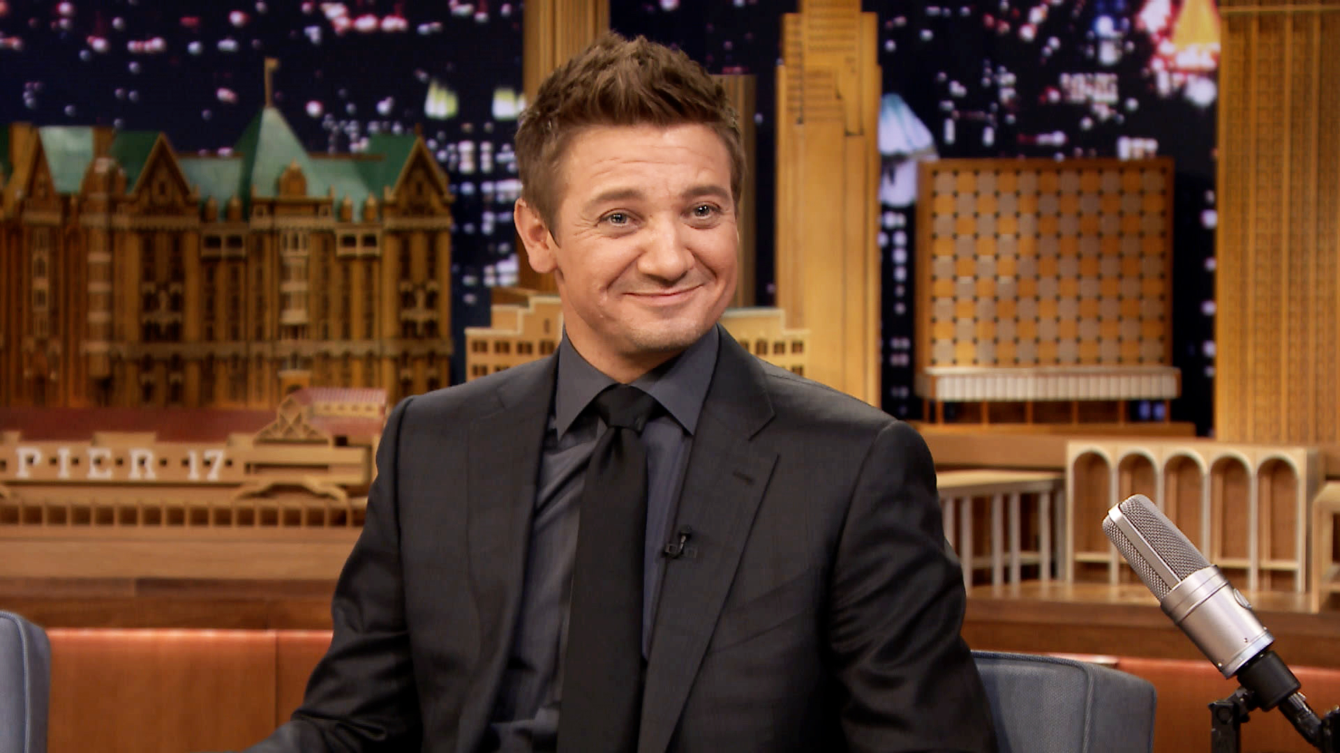 Watch The Tonight Show Starring Jimmy Fallon Interview Jeremy