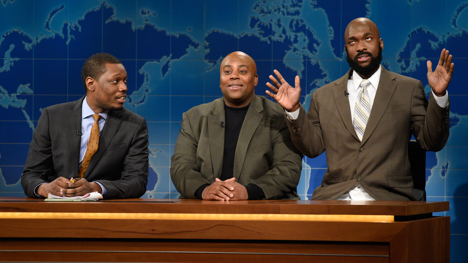 Watch Weekend Update: Charles Barkley and Shaquille O'Neal ...