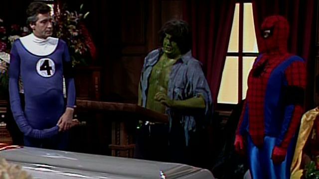 watch superman u0026 39 s funeral from saturday night live