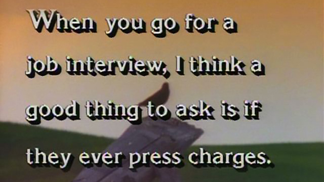 watch deep thoughts  questions for a job interview from