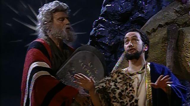 Watch the ten commandments from saturday night live nbc com