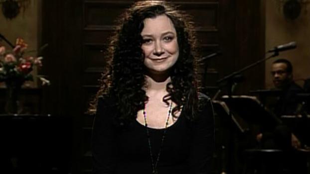 Sara Gilbert saturday night live