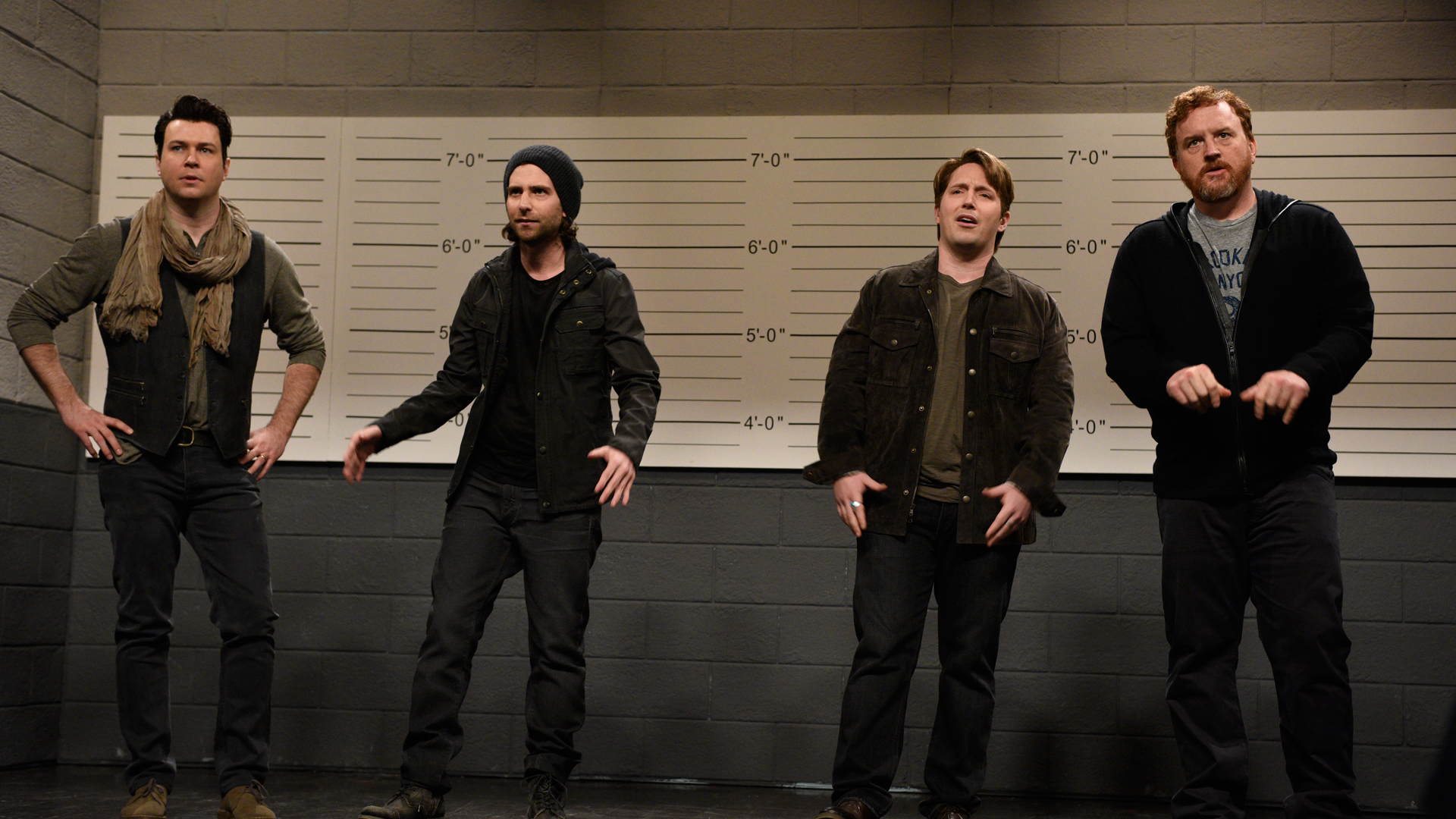 watch police lineup from saturday night live nbccom