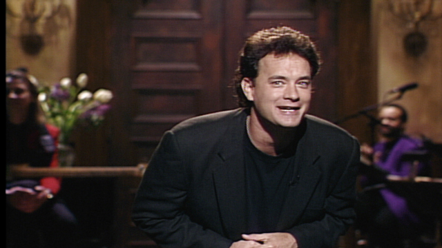 Watch Monologue: Tom Hanks Fills in for Joe Pesci From ...