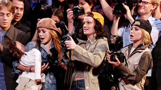 Watch Paparazzi Olsen Twins From Saturday Night Live