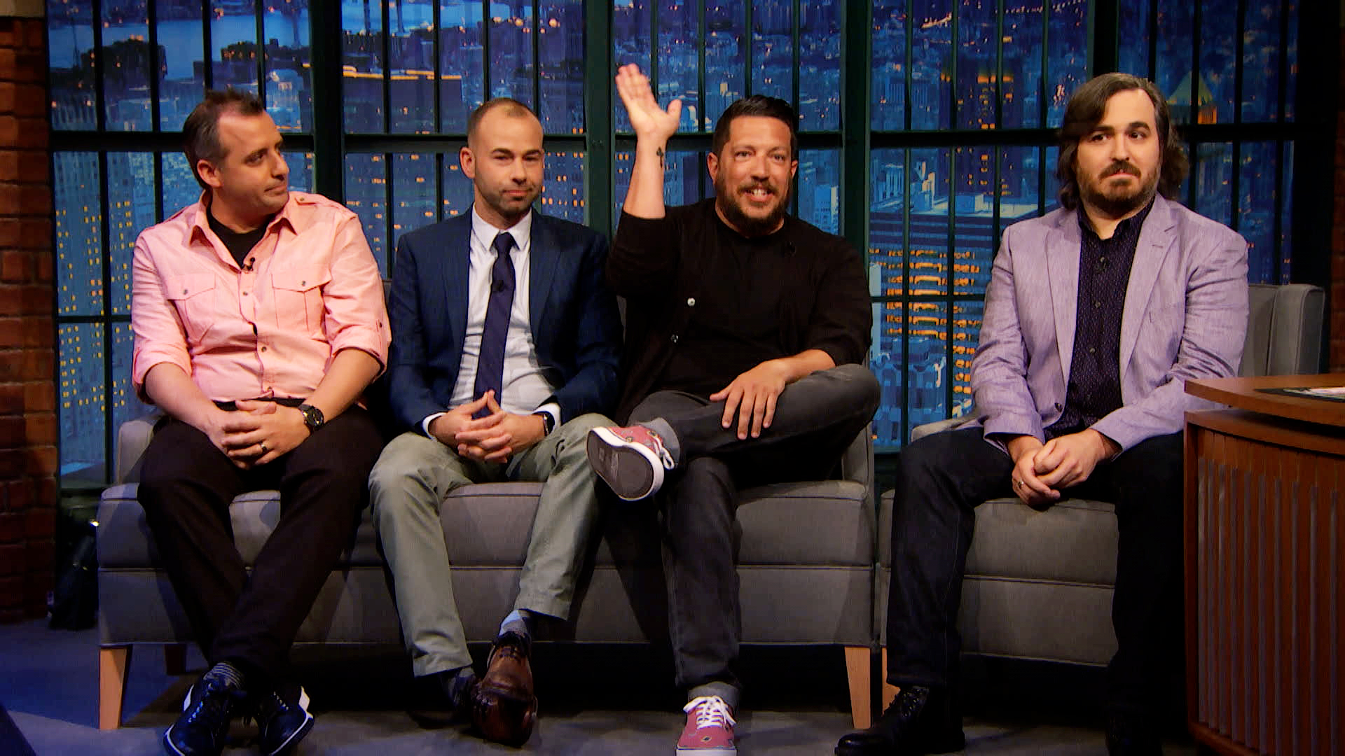 impractical jokers dating Impractical jokers have definitely helped sal to built up a solid career in comedy, as it did for rest of the jokers from performing in different comedy clubs in the states to touring different countries, sal has been one of the favorite jokers among the four he enjoys a huge net worth of $400,000 (estimated.