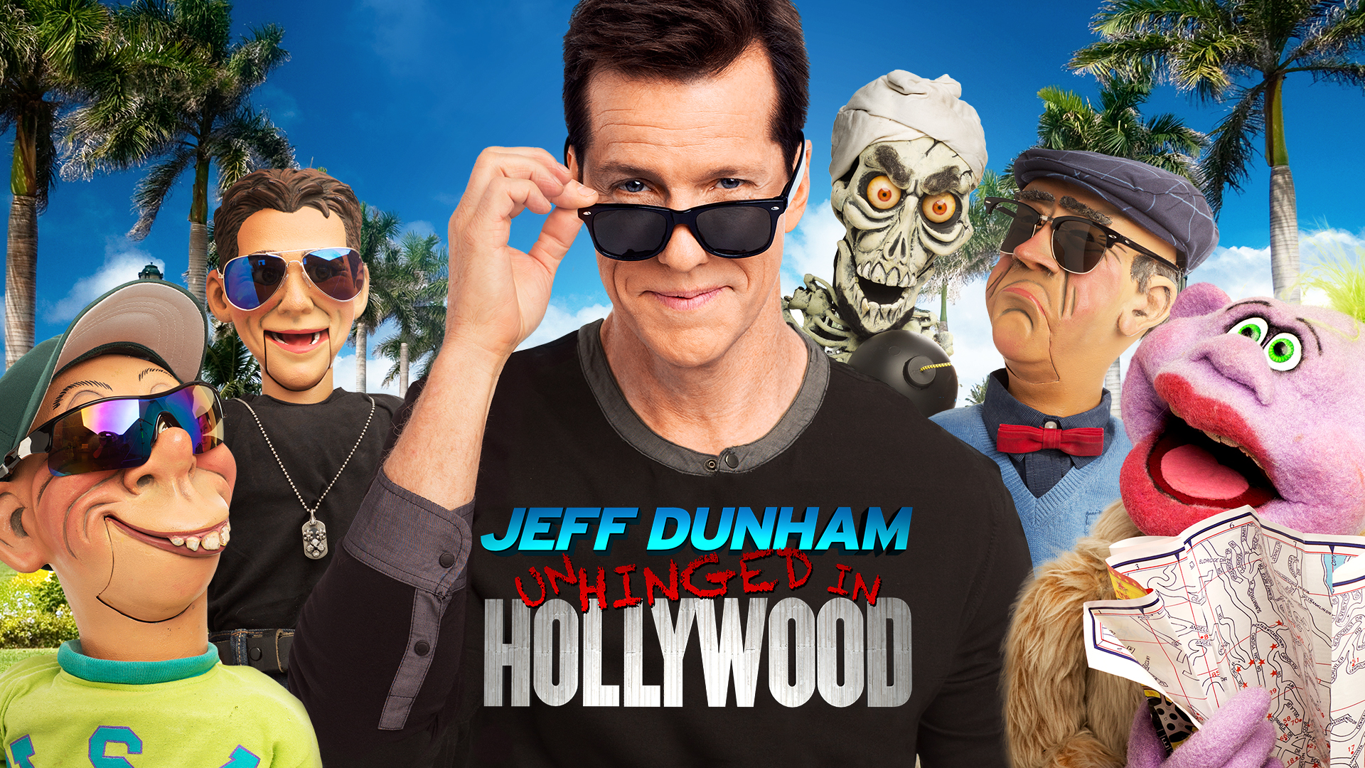 Unhinged in Hollywood (2015)