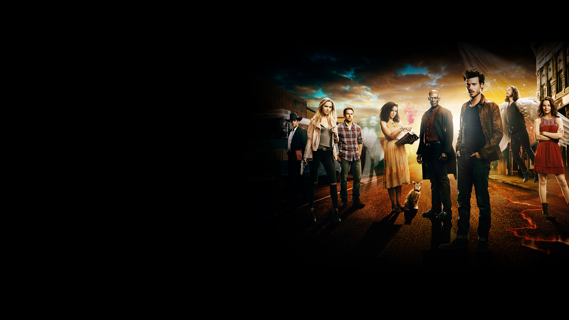 Watch Midnight Texas Episodes on NBC Xbox