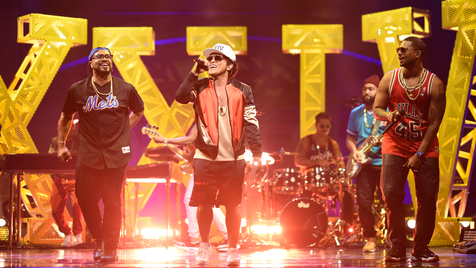 Watch Bruno Mars: 24K Magic From Saturday Night Live