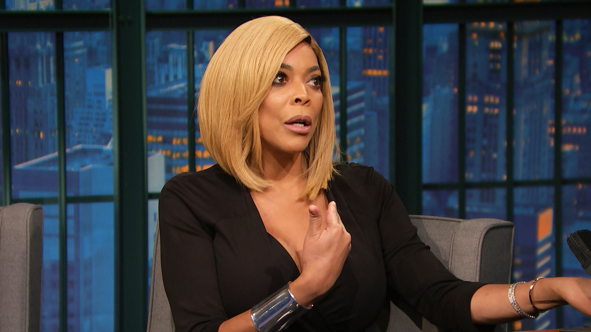 Wendy Williams Hairstyles Fade Haircut