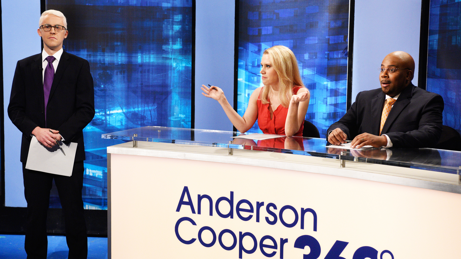 Watch Anderson Cooper 360 From Saturday Night Live - NBC.com