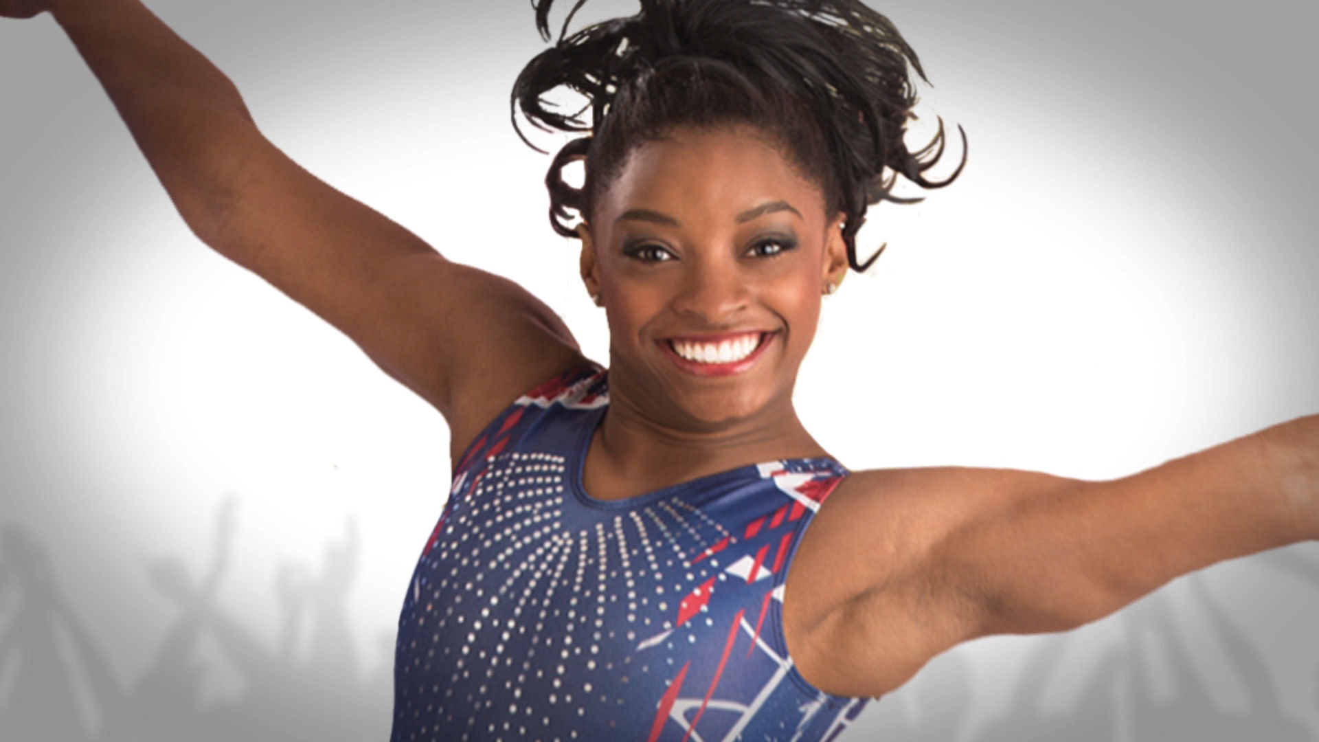 Image result for simone biles on carson daly
